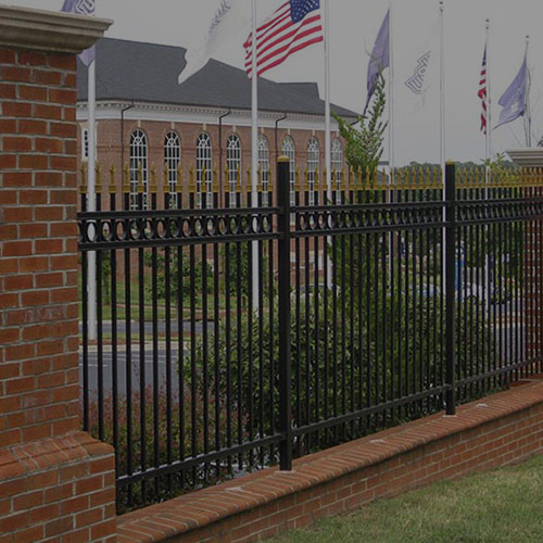 commercial fencing nc