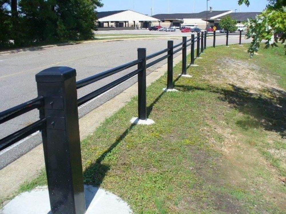 Crash Rated Cable Barrier System