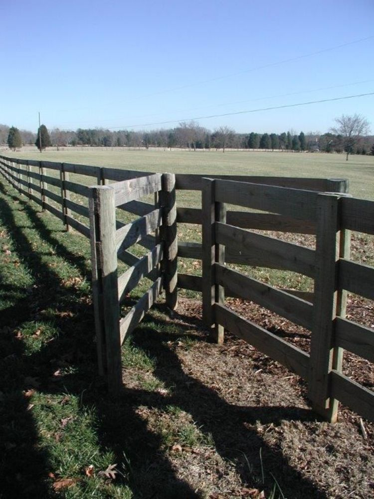 Ranch 4-Rail
