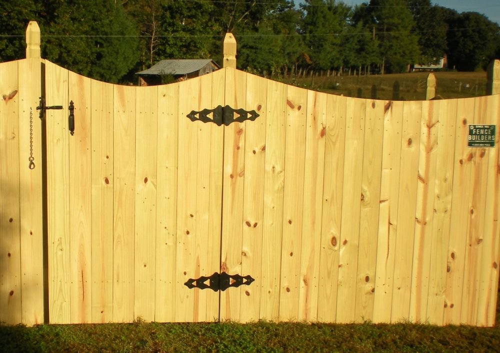 Wood Gate Hardware